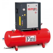 Винтовой компрессор производительностью до 3000 л/мин 2,2-15 кВт Fini MICRO 4