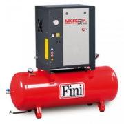 Винтовой компрессор производительностью до 3000 л/мин 2,2-15 кВт Fini MICRO 5