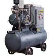 Передвижной винтовой компрессор с ресивером Dali DN-7.5/8 (SKY55 LYG156)