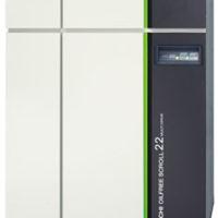 Винтовой компрессор HITACHI безмасляной серии DSP