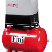 Винтовой компрессор производительностью до 3000 л/мин 2,2-15 кВт Fini CUBE 5 SD