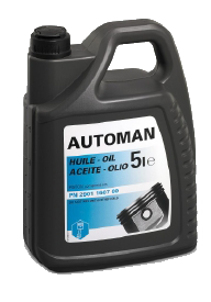 Масло для компрессоров Automan Fluid