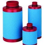 Фильтр магистральный для компрессоров Comprag красный