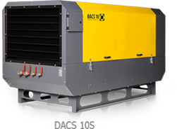 Дизельный компрессор серии DACS 10S