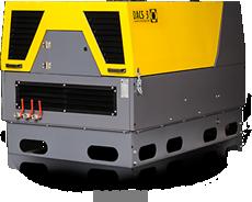 Дизельный компрессор серии DACS 5S