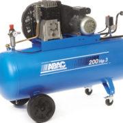 Поршневой масляный компрессор с ременным приводом ABAC B4900/200 CT4