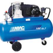 Поршневой масляный компрессор с ременным приводом ABAC B5900B/100 CT5,5