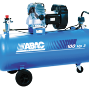 Поршневой маcляный коаксиальный компрессор ABAC GV 34/100 CM3