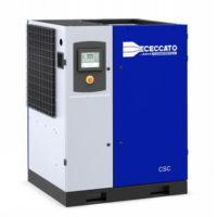 Винтовой компрессор Ceccato серии CSC, CSD