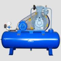 Поршневой компрессор Бежецкий завод АСО высокого давления