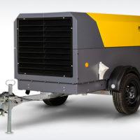 Дизельный компрессор серии PORTA производительностью 6-7 м3/мин