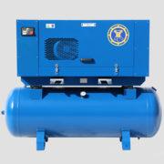 Установка компрессорная винтовая с постоянной производительностью АСО-ВК7,5-500