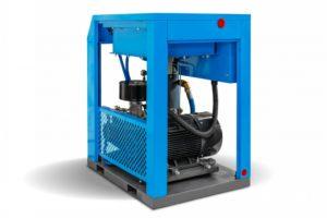 Винтовой компрессор Евразкомпрессор серии Кварц с ременным приводом до 75 кВт