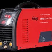 Сварочный инвертор для аргонодуговой сварки FUBAG INTIG 200 DC PULSE