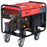 Дизельный генератор DS с воздушным охлаждением