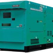 Трехфазный дизельный генератор Denyo DCA-500SPK мощностью 360 кВт
