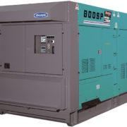 Трехфазный дизельный генератор Denyo DCA-800SPK мощностью 560 кВт