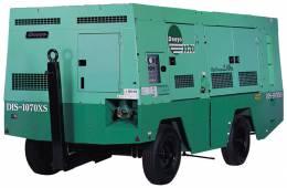 Дизельный стационарный компрессор высокого давления Denyo DIS-1070XS производительностью 30,3 м3/мин