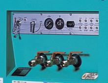 Дизельный стационарный компрессор Denyo DIS-180SB2 производительностью 5,1 м3/мин