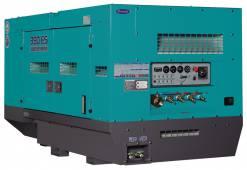 Дизельный стационарный компрессор Denyo DIS-390ES производительностью 11 м3/мин