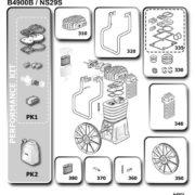 Головка компрессорная Abac B4900