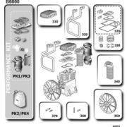 Головка компрессорная Abac B6000
