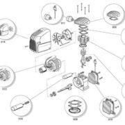 Головка компрессорная Abac O30P