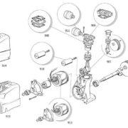 Головка компрессорная Abac O20P
