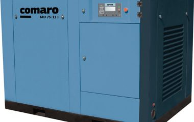 Основанная в 1992 году группой инженеров из Болоньи (Италия),на сегодняшний день компания, производящая компрессорыCOMARO, занимает лидирующие позиции в проектировании и производстве промышленного компрессорного оборудования. Такойуспех, в первую очередь, обусловлен безукоризненными стандартами контроля производства, собственной инженерно-проектнойбазой и инновационными разработками. Так, винтовые компрессорыCOMAROбыли одними из первых,в которых была применены инверторные технологии, особенно востребованные в машинах высокой мощности. […]