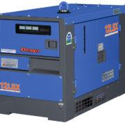 Однофазный дизельный генератор Denyo TLG-12LSX мощностью 6,4 кВт