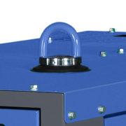 Однофазный дизельный генератор Denyo TLG-15LSX мощностью 10,4 кВт