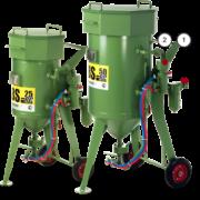 Пескоструйные аппараты с дистанционным управлением DBS-25 RC / DBS-50 RC