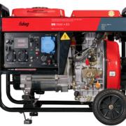 Дизельный генератор с воздушным охлаждением FUBAG DS 5500 A ES