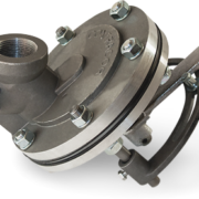 Расходный клапан для минеральных абразивов FSV