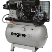 Поршневой ременный мотокомпрессор ABAC Bi EngineAIR B6000/270 11HP