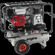 Поршневой ременный мотокомпрессор ABAC EngineAIR А39B/11+11 5HP