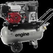 Поршневой ременный мотокомпрессор ABAC EngineAIR А39B/50 5HP