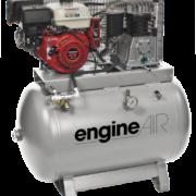 Поршневой ременный мотокомпрессор ABAC EngineAIR B5900/270 7HP