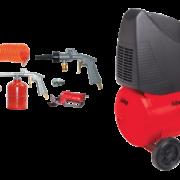 Набор компрессорного оборудования FUBAG GARDEN MASTER KIT