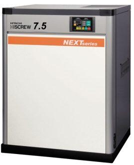 Установлен винтовой компрессор Hitachi 11 кВт. с частотным приводом.                                               […]