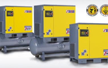 """Купить винтовой маслонаполненный компрессор Comrag в """"АльянсТехно"""". Предназначен для бесперебойного и экономичного производства сжатого воздуха."""